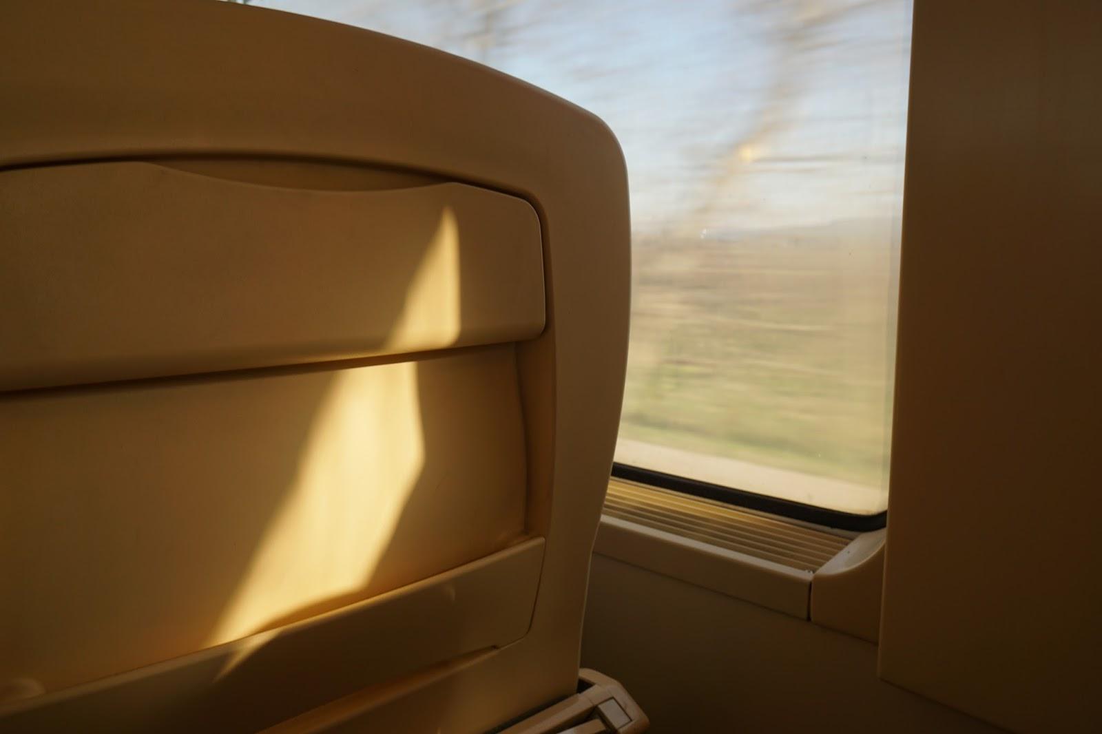 SNCFの座席