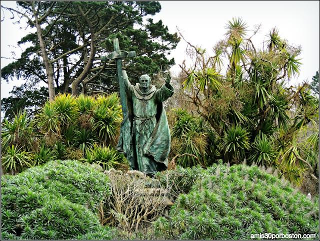 Golden Gate Park: Padre Junípero Sierra