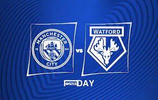 Manchester City vs Watford – Highlights
