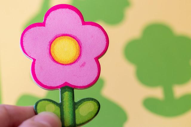kvetinka v hre Zajíc v pytli