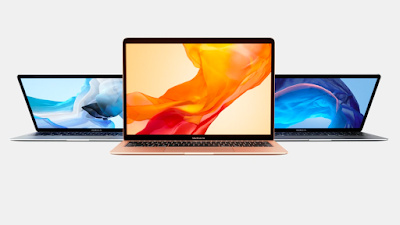 Apple new MacBook Air with Retina display, Touch ID, USB-C