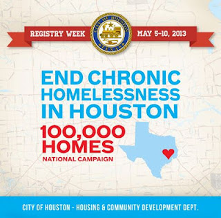 Chronic Homelessness in Houston