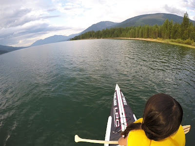 Upper Arrow Lake, Nakusp