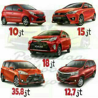 Promo Toyota Rejeg Tangerang