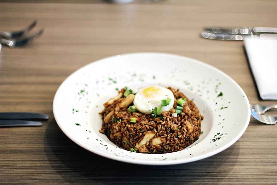 rice egg peru kitchen latin