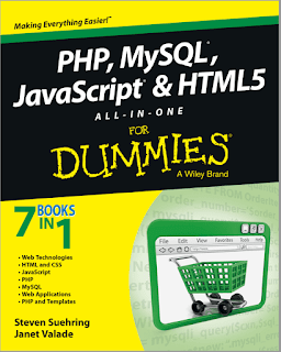 PHP, MySQL, JavaScript & HTML5 All-In-One For Dummies by Janet Valade and Steve Suehring