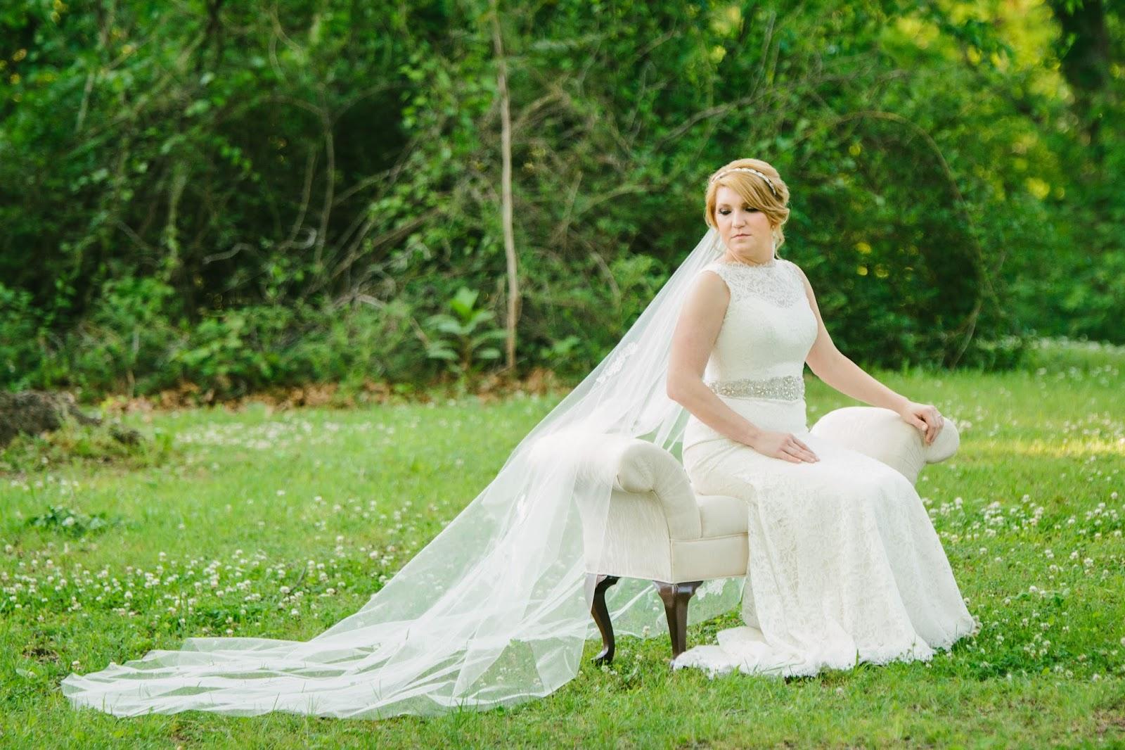 posing brides