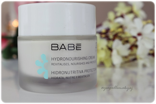 Babe Hydronourishing Cream