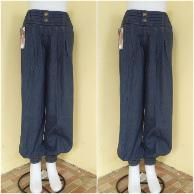 Model Celana Aladin Jeans Wanita Murah Grosir Eceran