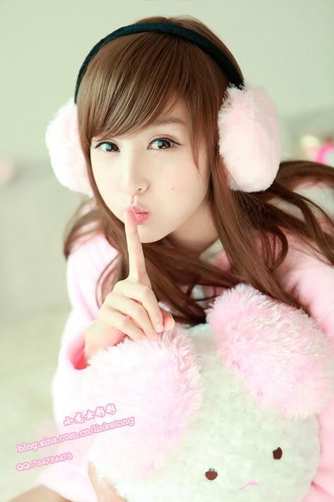 Juliet Lin Ke Tong (林柯彤): Pretty Chinese Fashion Model
