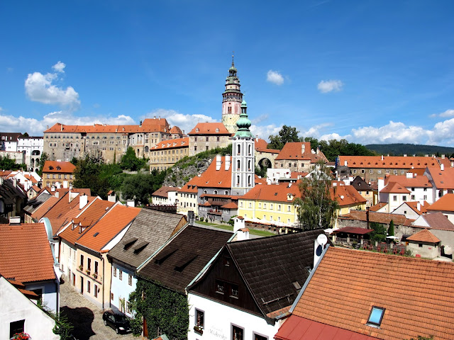 Travel Diary: Český Krumlov 19.-21.8. 2016