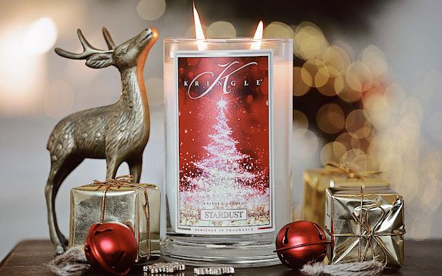 Gwiezdny pył od Kringle Candle - Stardust - Czytaj więcej »
