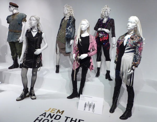 Jem and the Holograms film costumes