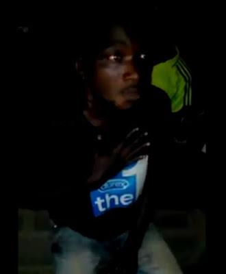 Badoo Cult Member Caught At Maya Ikorodu, Confessed After He Was Beaten (Photo, Video)