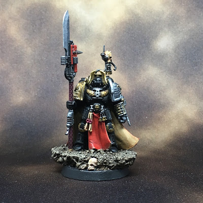 Deathwatch Watch Master WIP