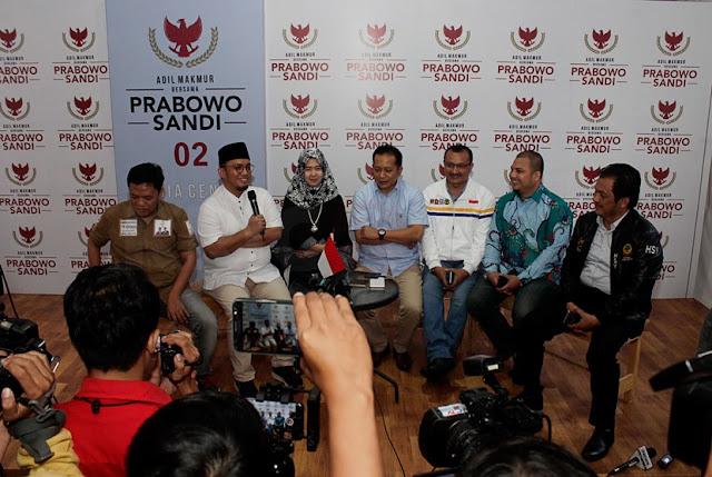 Tim Hukum Prabowo-Sandiaga akan Laporkan Bupati Boyolali