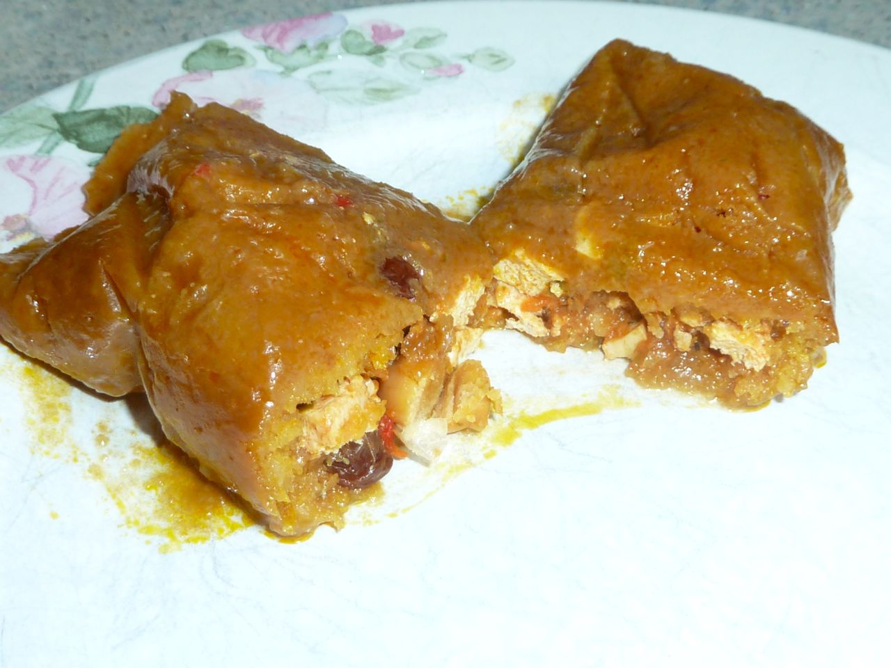 Gluten Free Baking Bear Vegan Gluten Free Puerto Rican Pasteles