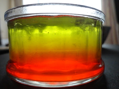 Rainbow Jelly (or Jello if you are American!)