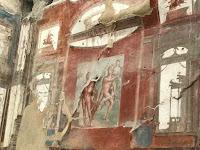 Herculaneum from Amalfi coast