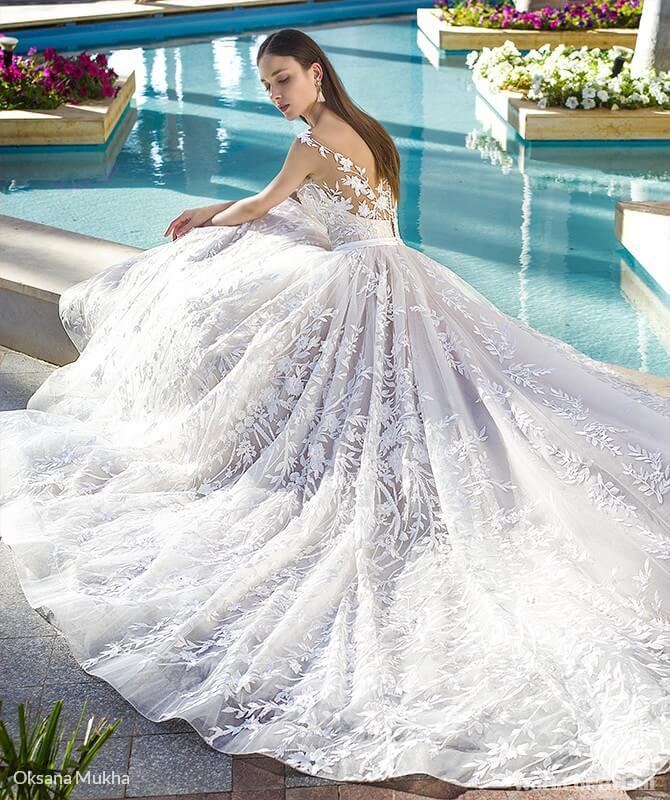 "Oksana Mukha 2019 ""Sea Of Senses"" Wedding Dresses"