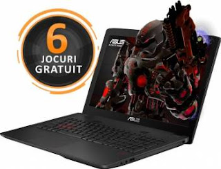 Laptop Asus ROG GL552VX i7-6700HQ