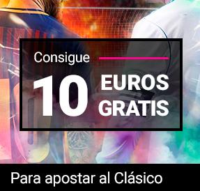 goldenpark Consigue tu Bono GRATIS para el CLÁSICO 20-23 diciembre