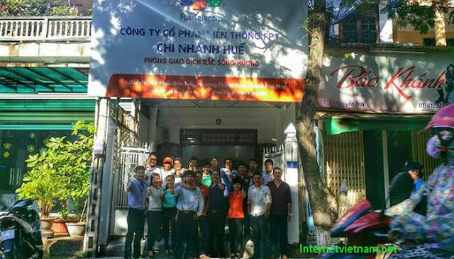 Văn Phòng Giao Dịch FPT Tại Huế