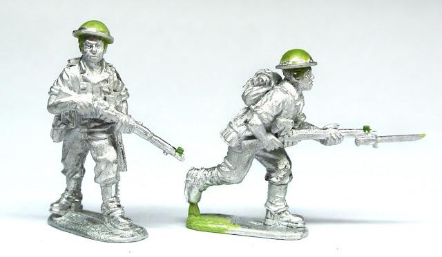 Wargame News and Terrain: Eureka Miniatures: New 28mm WWII