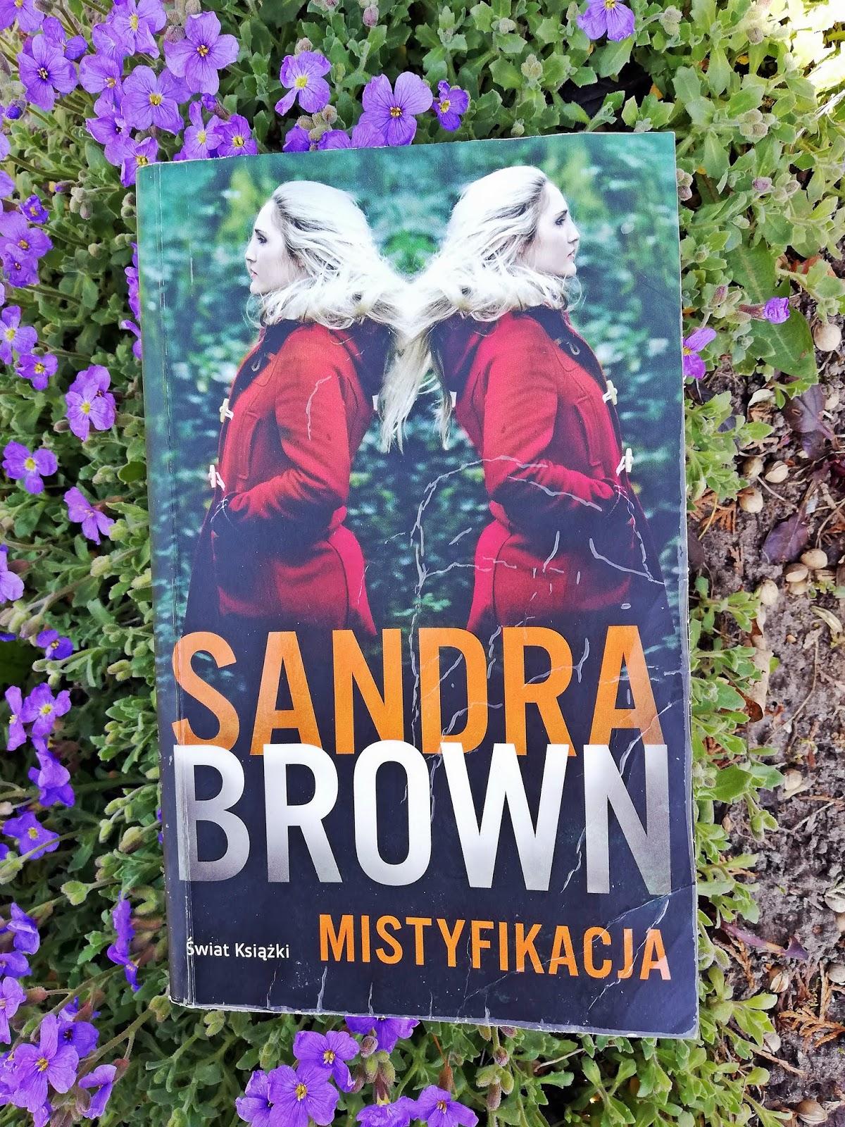 Recenzje książek: Mistyfikacja - Sandra Brown #4