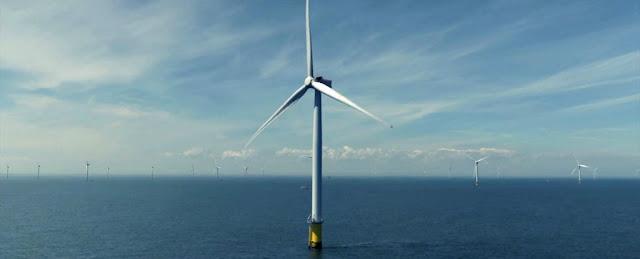 Largest world's New  Solar Technology Built off the UK Coast