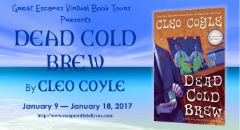 http://www.escapewithdollycas.com/great-escapes-virtual-book-tours/books-currently-on-tour/dead-cold-brew-cleo-coyle/
