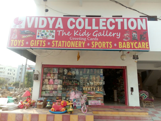 Flat 10% discount offer on all toys,Gifts, Stationary, Babycare and Sports @ Hyderabad - Manikonda