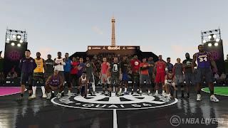 NBA Live 19 Xbox 360 Wallpaper