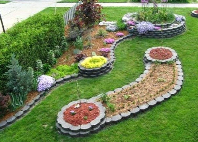 Sideyard Landscaping Ideas