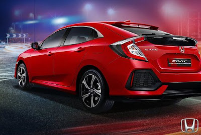Review Honda Civic Hatchback