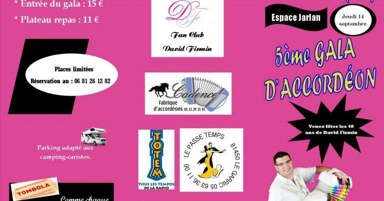 Le blog de la danse de salon bals du 10 au 17 septembre 2017 for Blog danse de salon