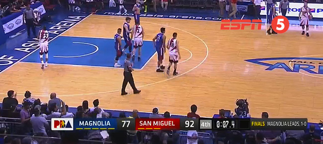 San Miguel def. Magnolia, 92-77 (REPLAY VIDEO) Finals Game 2 / March 25