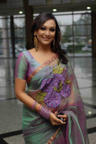 super star model bangladeshi tv actress bindu attractive