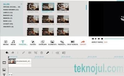aplikasi edit vidio