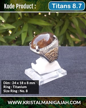 Cincin MG Titans 87