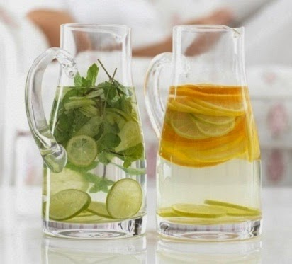 Resep - Cara Membuat Infused Water