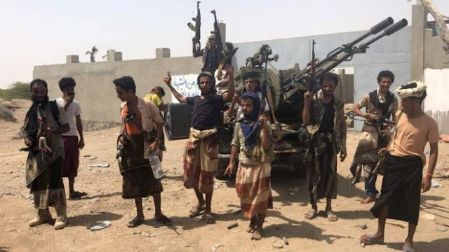 Yemen war: Pro-government forces 'storm Hudaydah airport'