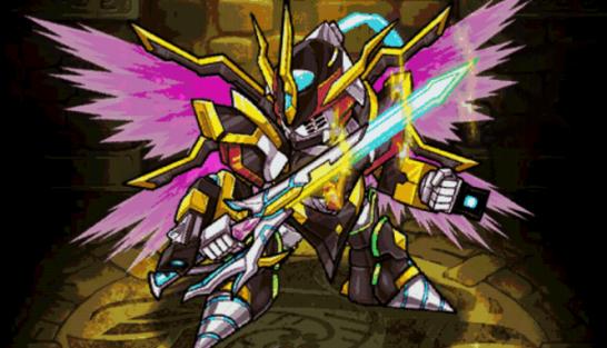 ★5「合金聖騎士メタルパラディン」(雷属性)の画像