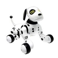 Zoomer le chien robot de Spinmaster, plus vrai que nature.