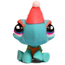 Littlest Pet Shop 3-pack Scenery Turtle (#522) Pet