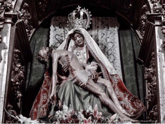 Santa María del Camino La Antigua y del Mercado. Foto G. Márquez. León.