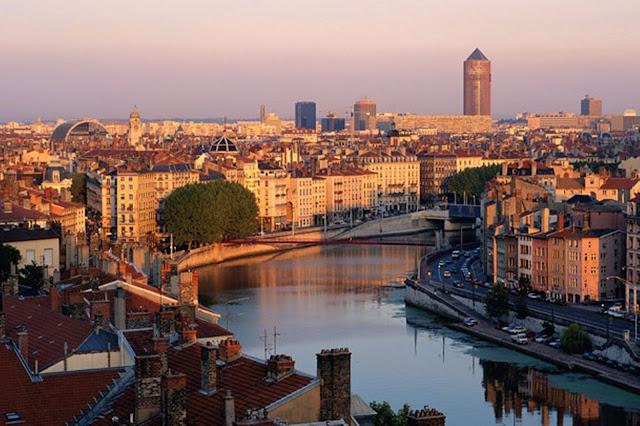 Roteiro de dois dias em Lyon