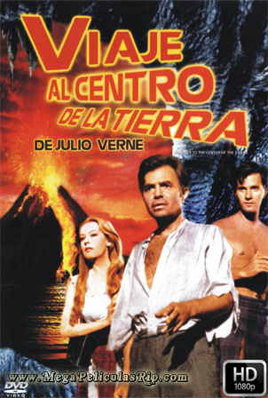 Viaje Al Centro De La Tierra (1959) [1080p] [Latino-Ingles] [MEGA]