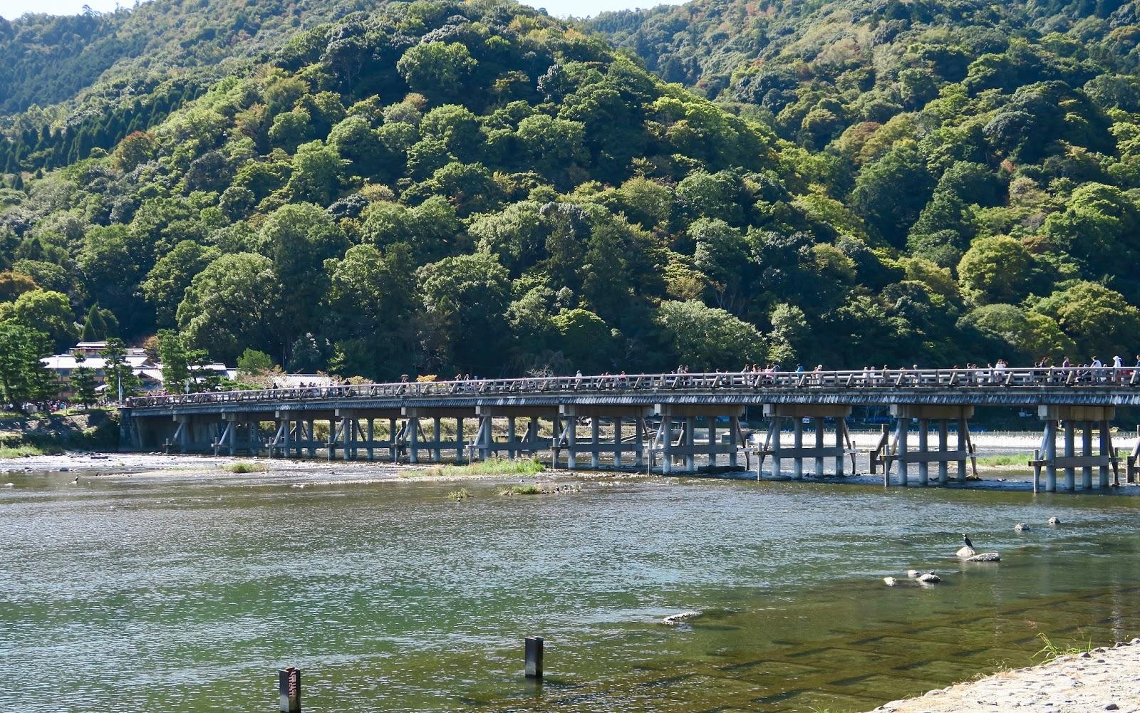 Arashiyama-bridge-Kyoto-Japan