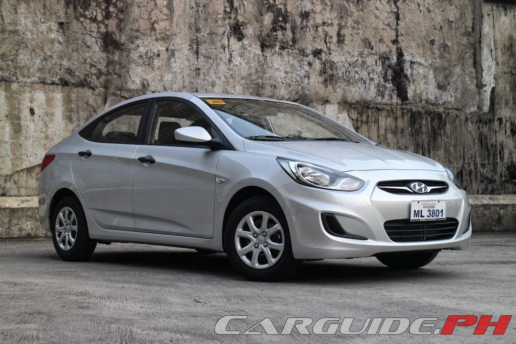 Review: 2014 Hyundai Accent CRDi Sedan